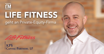 Life Fitness geht an Private-Equity-Firma