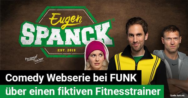 'Eugen Spanck', Fitnesstrainer aus Überzeugung, setzt auf ungewöhnliche Trainingsmethoden beim Personal Training.