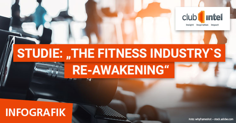 ClubIntel-Studie 'The Fitness Industry's Re-Awakening'