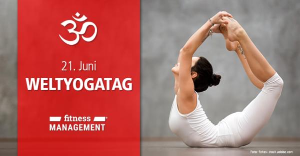 Der Weltyogatag, Internationaler Tag des Yoga oder International Day of Yoga wird seit 2015 gefeiert und wurde von der Generalversammlung der UN abgesegnet.