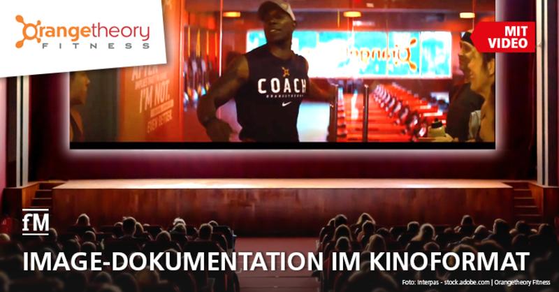 Orangetheory Fitness präsentiert in Los Angeles seine neue Image-Dokumentation 'Momentum Shift'.