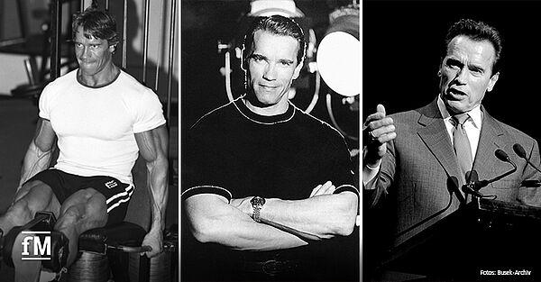 Hommage & Geburtstagsgrüße an Fitness-Ikone Arnold Schwarzenegger