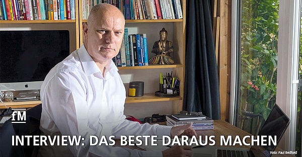 Interview mit 'Retention Guru' Dr. Paul Bedford