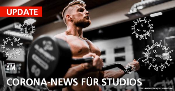 Corona-Update: Fitnessstudios weiter im Shutdown – Corona-Lockdown und Streit um Brücken-Lockdown