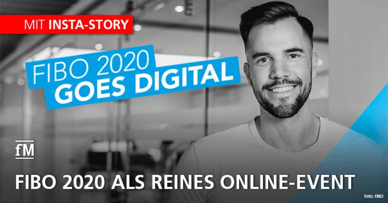 FIBO 2020 als Digital-Event – Höhepunkte in unserer Insta-Story nacherleben