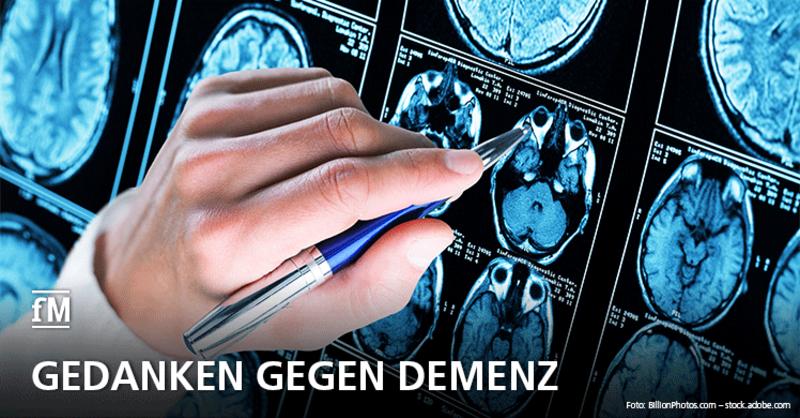 Gedanken können einiges bei Demenz bewirken!