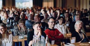 Volles Haus beim Physio Aktiv Kongress 2020 in Göttingen