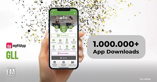 Better UK App von MyFitApp und GLL