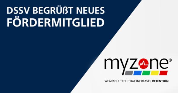 Technologieplattform myzone ist neues DSSV Fördermitglied