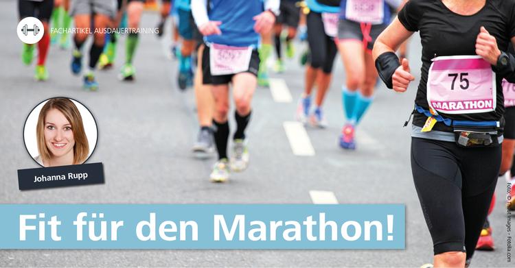 Mythos Marathon: Immer mehr Freizeitläufer stellen sich der Herausforderung, einen Marathon zu laufen. Die Basis ist eine solide Vorbereitung.