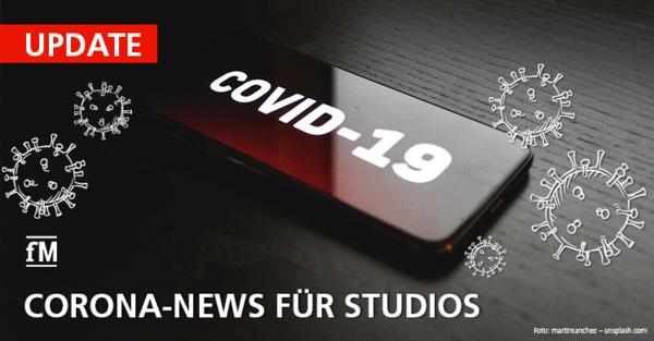 Großes fM Corona-Update mit allen relevanten Corona-News für Fitnessstudios