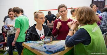 Yoga, Ballett, BBP und Co.: Sportprogramm, Workshops und Vorträge zu Nachhaltigkeit, Umweltschutz und Bewegung: MOVE FOR FUTURE DAY in der Hamburger KAIFU-LODGE