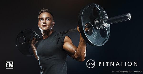 FitNation 2021 – Virtuelles Event für Fitnessprofis