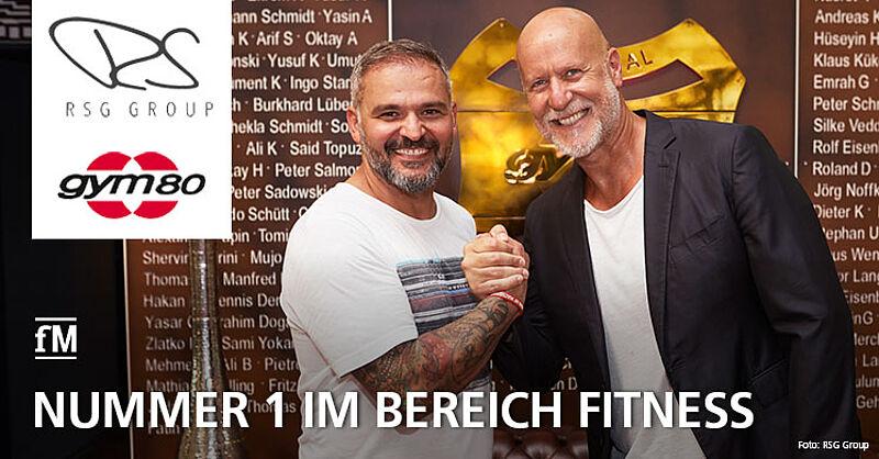 Rainer Schaller Global Group wird alleiniger Investor des Geräteherstellers gym80 International
