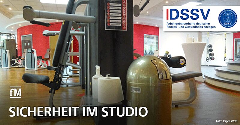 Selbstverpflichtung der Fitnessbranche: Sicherheit im Fitnessstudio gewährleisten