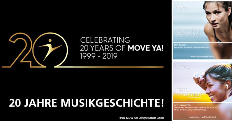 20 Jahre Musikgeschichte!