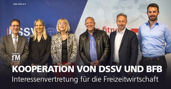 DSSV e.V. und BfB e.V. gehen eine Kooperation ein.
