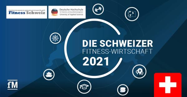 Fitnessmarkt CH: DHfPG-Umfrage zum Schweizer Fitnessmakt