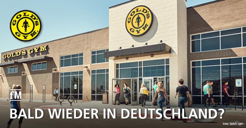 Gold's Gym: Bald wieder in Deutschland?