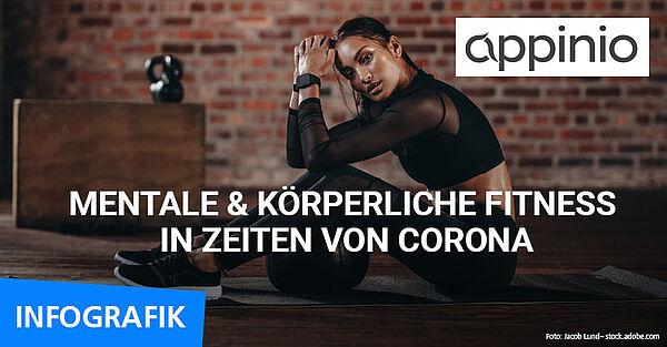 fM Infogfafik: So steht es um unsere körperliche und mentale Fitness