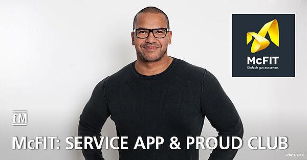 McFit launcht Service-App
