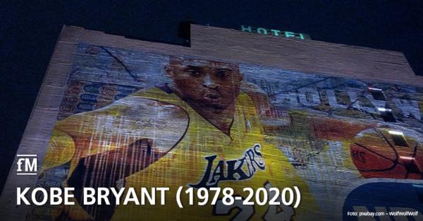 Zum Tod der NBA-Legende Kobe Bryant (1978-2020)