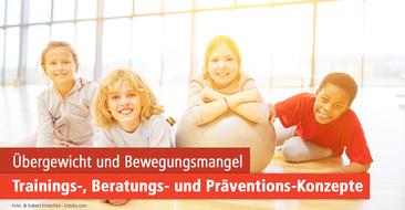 Falsche Ernährung und zu wenig Bewegung: Unsere Jugend braucht Vorbilder und ganzheitliche Präventionskonzepte.