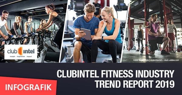 ClubIntel Fitness Industry Trend Report 2019
