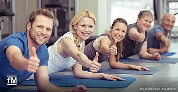 Zukunftsmarkt Fitness, Prävention und Gesundheit