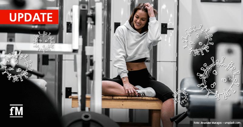 Corona-Update: So läuft der Restart in den Fitness- und Gesundheitsstudios in Deutschland.