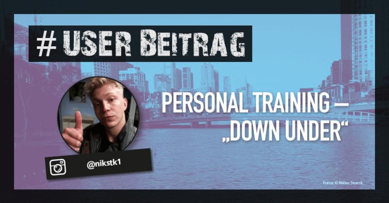 Niklas Stoeck erzählt in seinem User-Beitrag von seiner Zeit als Trainer in Australien