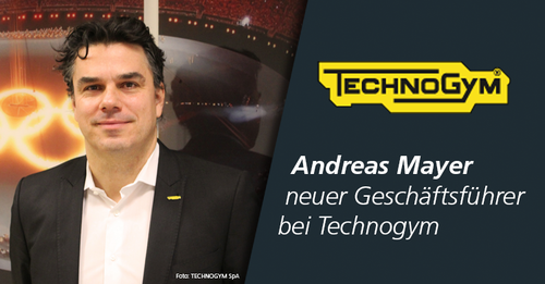 Andreas Mayer Neuer Country Manager Bei Technogym Germany