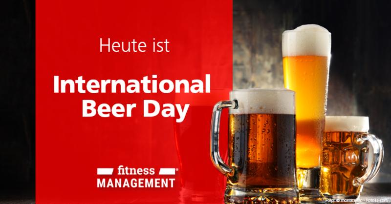 Der Internationale Tag des Bieres (International Beer Day) findet jeweils am ersten Freitag im August statt.