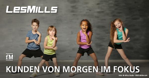 Mit speziellen Bewegungsprogrammen für Kinder und Jugendliche gegen körperliche Inaktivität und für mehr Fitness.