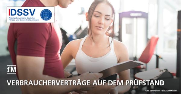 Neuer Gesetzesentwurf: Fitnessstudio- und diverse Vebraucherveträge sollen möglicherweise verändert werden.