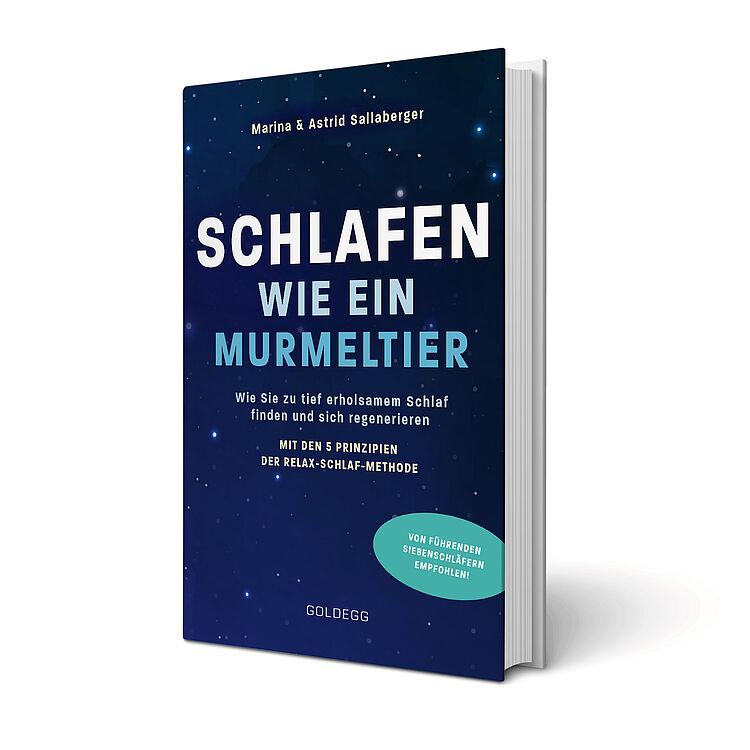 Buchtipp: 'Schlafen wie ein Murmeltier' von Astrid und Marina Sallberger