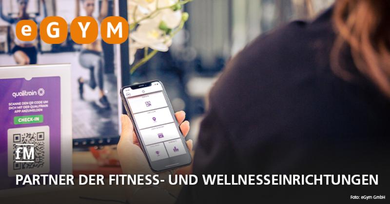 Seit zwei Jahren gehört qualitrain zu eGym. Seither ist das Firmenfitness-Netzwerk stetig gewachsen und sei laut eigenen Angaben einer der führenden BGM-Anbieter Deutschlands.