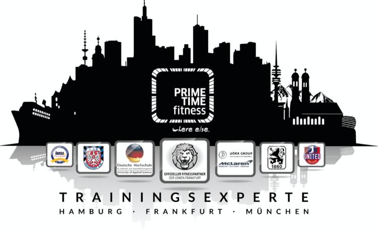 Kooperation vereinbart: Gympass Nutzer können per sofort alle PRIME TIME fitness Studios in Frankfurt, Hamburg und München nutzen.