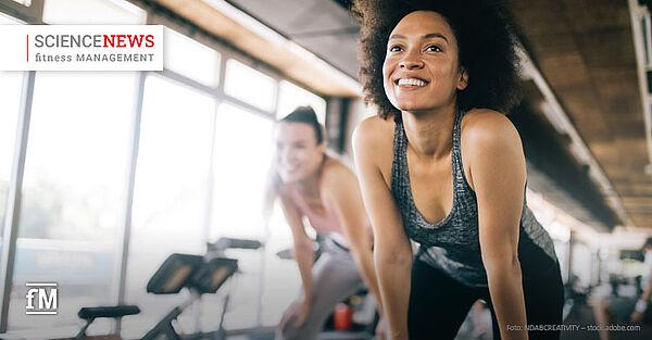 Science News: Studie: 'Mehr mentale Gesundheit dank Fitnesstraining'