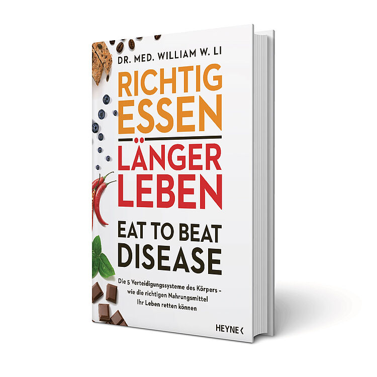 Ernährung, der Schlüssel für langes Leben: Das sollten Sie beachten