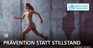 Prävention statt Stillstand