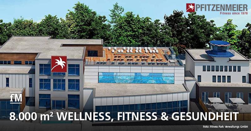 Wellness, Fitness und Gesundheit auf 8.000 Quadratmetern: das neue Pfitzenmeier Premium Resort Mannheim