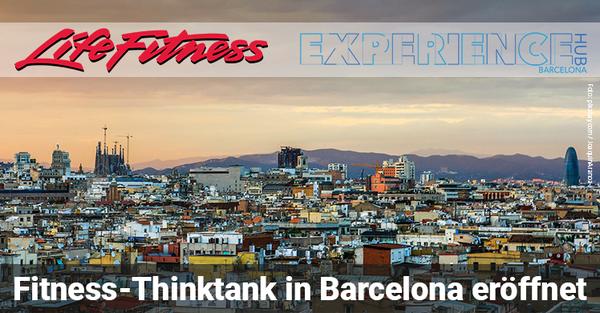 Barcelona ist die zweite internationale Zukunftsschmiede des Unternehmens neben Chicago – bald soll ein dritter Standort in Hongkong folgen.