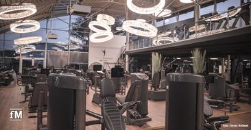 In neuem Glanz: Geräteausstattung führender Hersteller im neuen Studio Fitness Rottweil