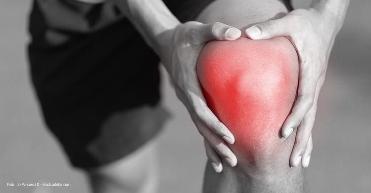 Laufen und Gelenkbelastung: Freizeitorientiertes und belastungsdosiertes Laufpensum stellt keinen Risikofaktor für Kniegelenksarthrose dar.