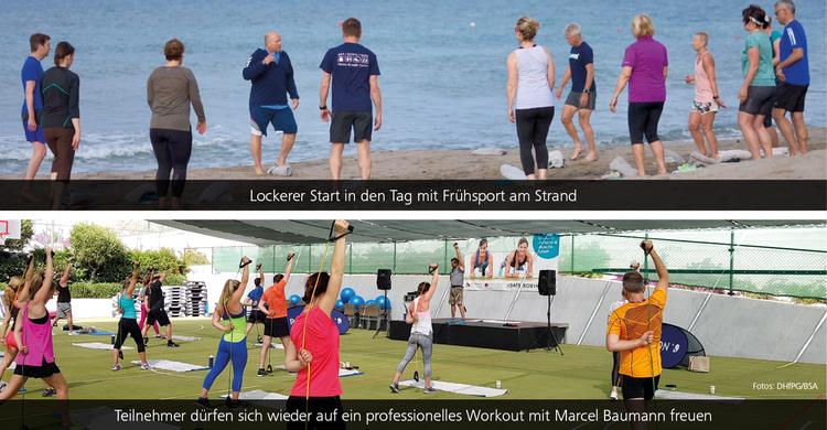 Letzte Chance auf Frühbucher-Rabatt: Gesundheit und Fitness auf Kos erleben.