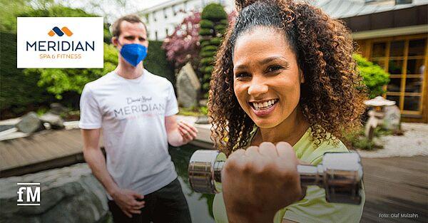Verlosung: 1.000 PT Stunden bei Meridian Spa & Fitness