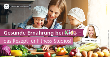 Gesunde Ernährung bei Kids (Fachartikel fMi 03/18)