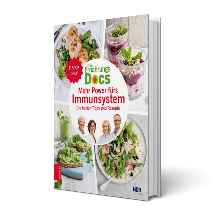 fM Buchtipp: Starkes Immunsystem dank gesunder Ernährung