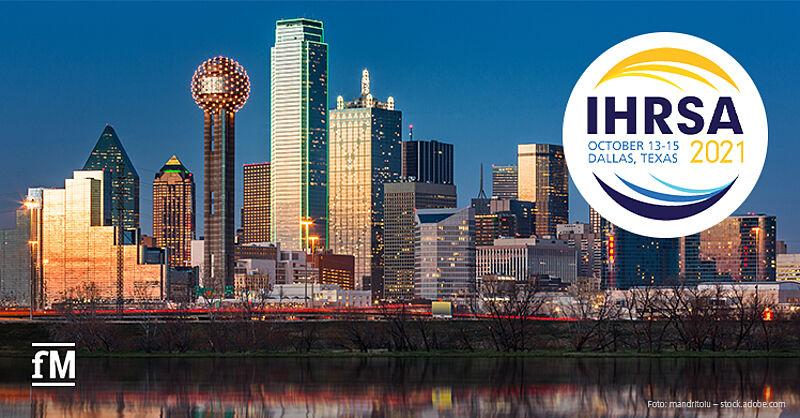 IHRSA Fachmesse 2021 – Hybrides Event in Dallas und online